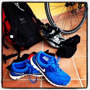 cambio triathlon