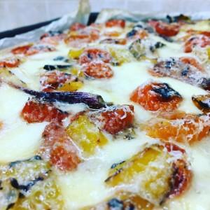 alimentazione sana la pizza
